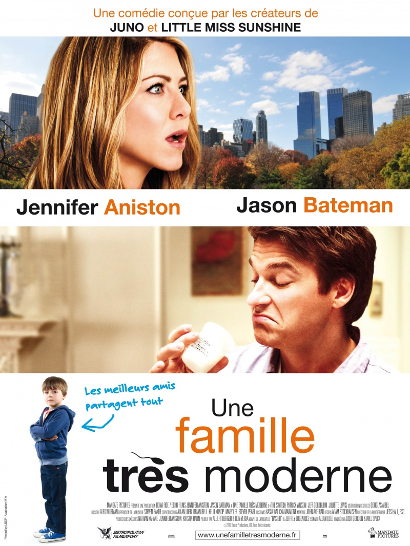 Jennifer Aniston The Switch Movie
