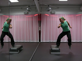 Jag tränar step