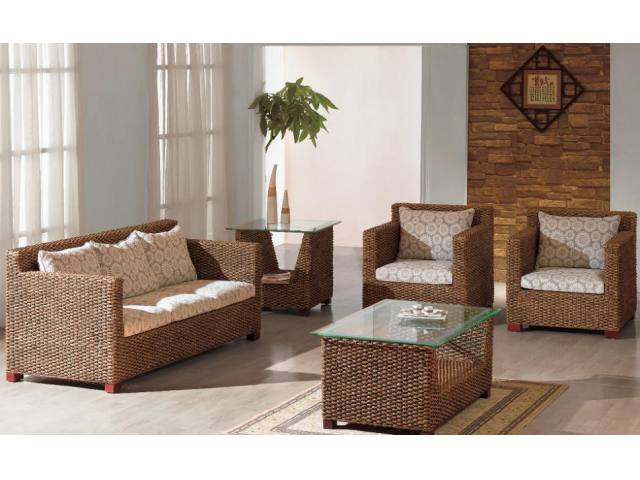 Living room furniture for Rattan living room furniture