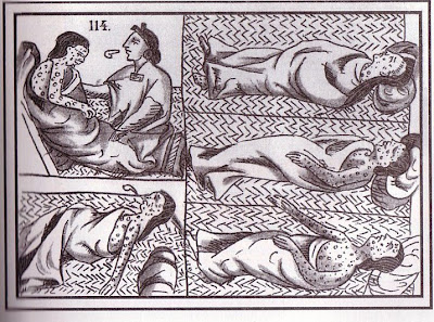 Los Aztecas y su arte en la guerra.