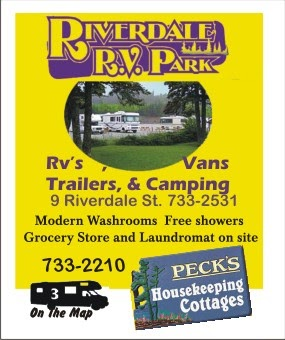 Louisbourg Lodging Riverdale RV Park And Camping