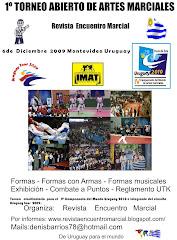 Torneo Encuentro Marcial