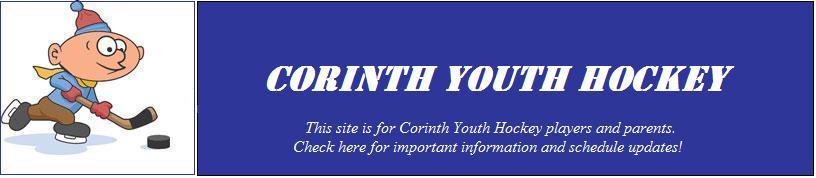 Corinth Youth Hockey