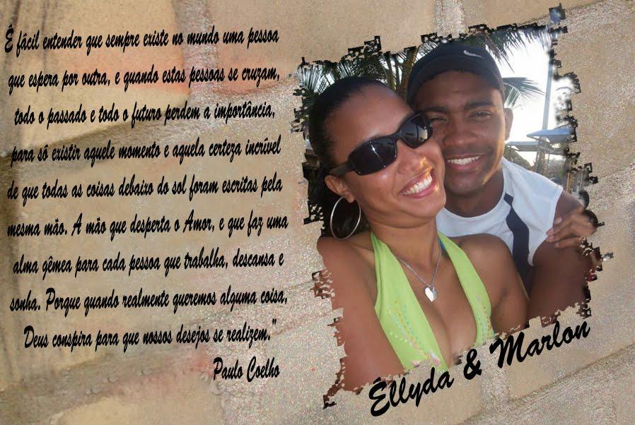 Ellyda e Marlon