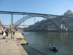 Ponte do Porto a Gaia