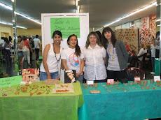 Rocio Lezama y Alumnas 2009 de Universidad cultural del centro de tandil