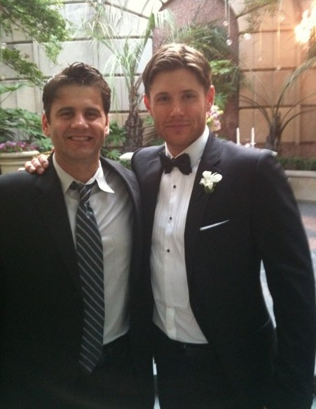jensen ackles married. Jensen Ackles And Danneel