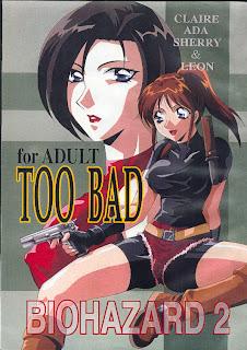 Hentai de Resident Evil [Muchos Doujin]