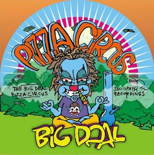 [SRmp3 175] Pizza Circus - The Big Deal (Sociopath Recordings) A.SRmp3_175_front_cover