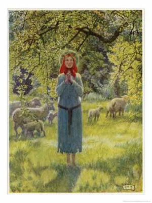 British Paintings Eleanor Fortescue Brickdale Some Examples