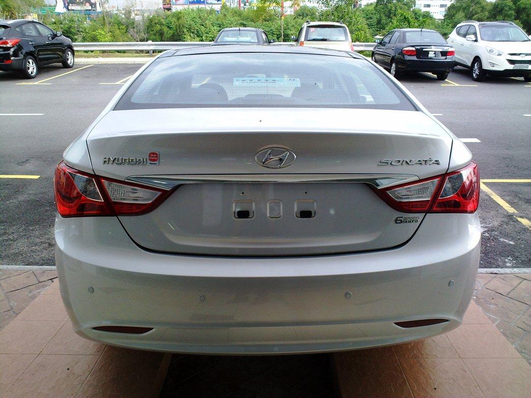 The New Hyundai Sonata 2.0 Review