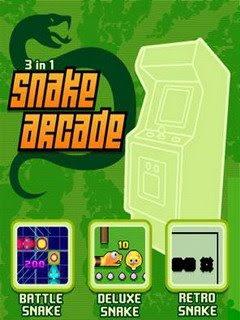 Snake Arcade