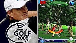 Ernie Els Golf 2008
