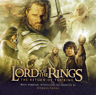 The Lord of the Rings (OST, 3 parts)