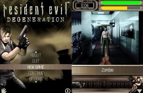Resident Evil Degeneration Apk Mania