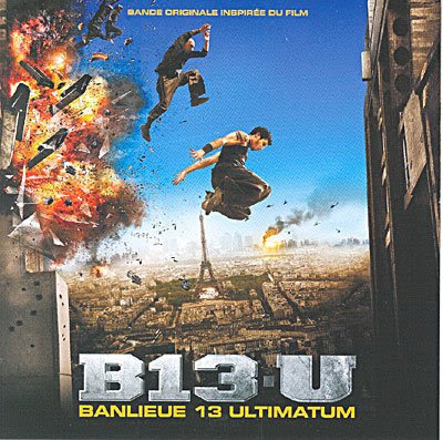 Banlieue 13 Ultimatum OST