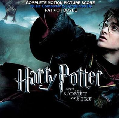 Harry Potter and the Goblet of Fire (Complete Score)