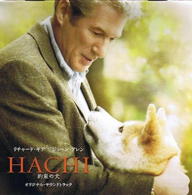 Hachiko: A Dog's Story (by Jan A.P. Kaczmarek)