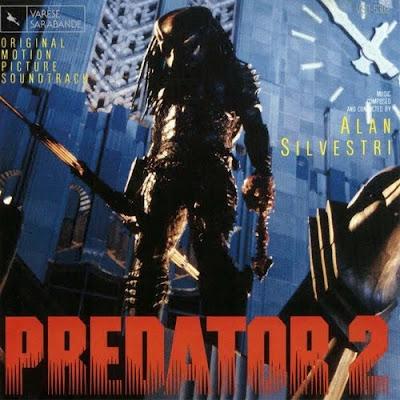Predator 2 (Alan Silvestri)