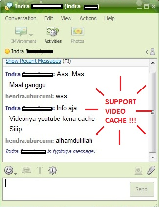 testimonial dari para client mikrotik proxy squid server all