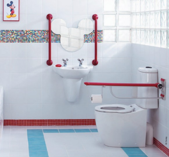 Cozyhouse Interior Design: Kids Bathroom Decor Ideas