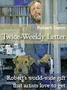 Sign Up for Robert Genn's Free Newsletter