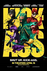 Poster de la pelicula de Kick-Ass (2010)