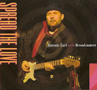 Ronnie Earl and the Broadcasters - Spread The Love
