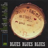 The Jimmy Rogers All-Stars - BLUES BLUES BLUES