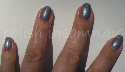 OPI What's Dune over p2 Rich & Royal