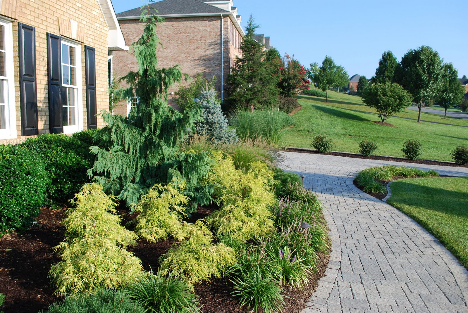 green acres landscaping award winning landscapes