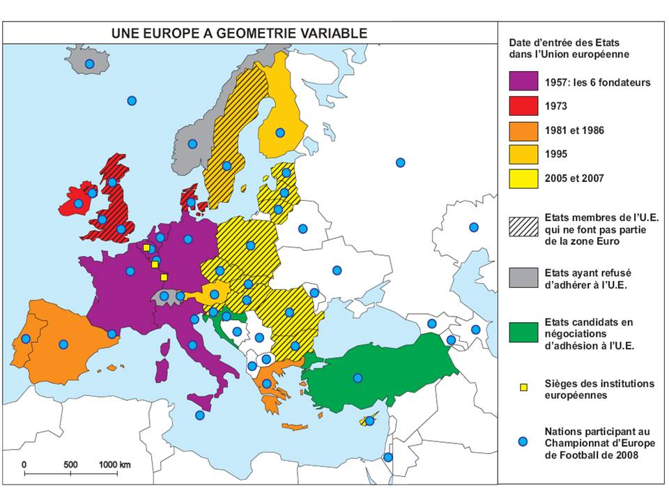 G ocaps c 39 est quoi l 39 europe - La chambre des preteurs de l union europeenne ...