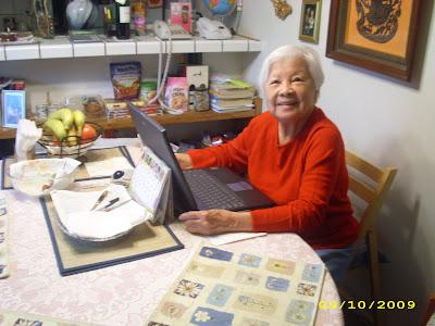 สาร จากอเมริกา (คุณยายศรีลัดดา อายุ 86 ปี) ถึง อภิสิทธิ์
