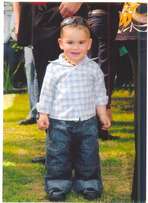 moj unuk Ognjen