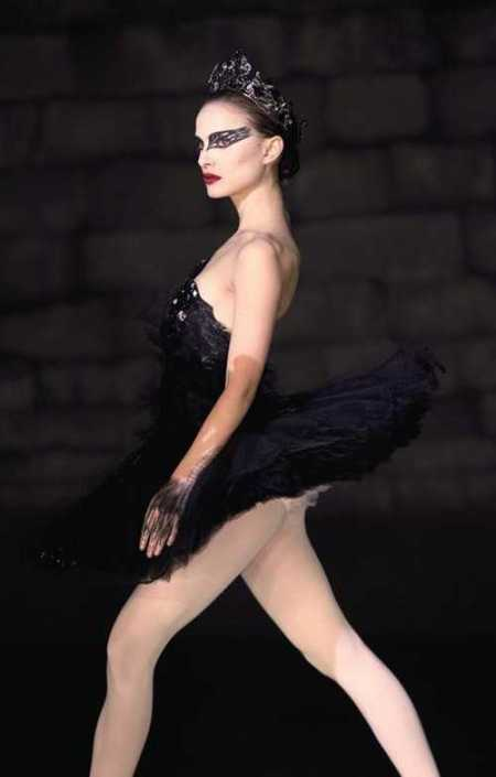 And also Black Swan. I went to see the movie on Friday, my first time ever