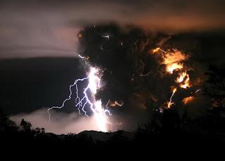 El volcan Chaiten  en imagenes 17
