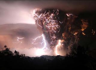 El volcan Chaiten  en imagenes 15
