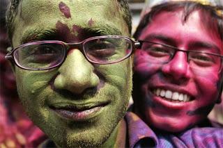 Holi, Festival de Colores
