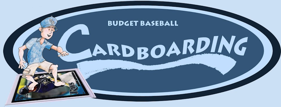Budget Baseball Cardboarding