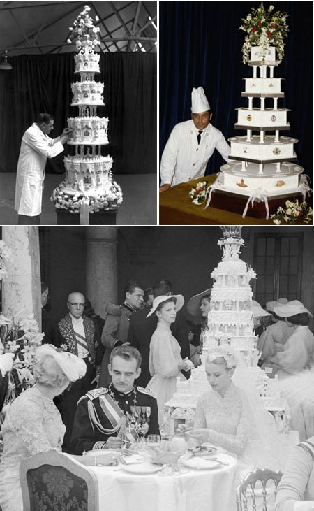 New york food company wedding cakes