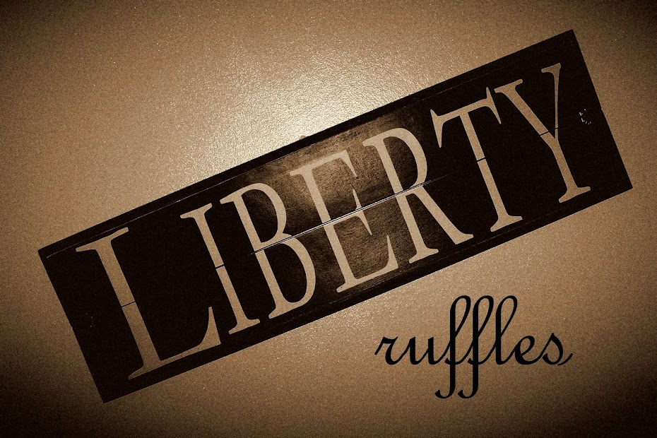 liberty ruffles