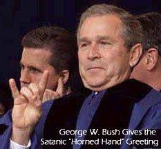 Satanismo é apenas fachada e canal de comunicação