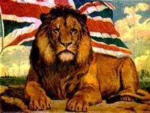 O Leão da Judeia!