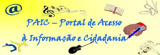 PAIC - Portal de Acesso à Informação e Cidadania
