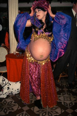 Pregnant Belly