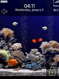 aquarium e mobile live aquarium