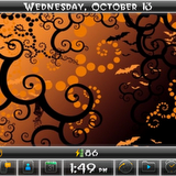 Halloween BlackBerry Theme 480x360 2010+%284%29 Hellowen Theme