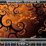 Halloween BlackBerry Theme 480x360 2010+%284%29 Hellowen Theme