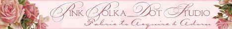 Pink Polk Dot Studio