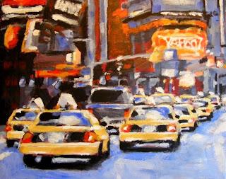 Yello cabs traffic